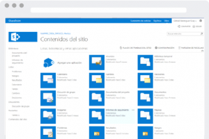 Project Server _ Site de proyectos